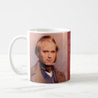 Taza De Café Charles Darwin