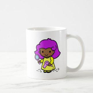 Taza De Café Chica del peluquero