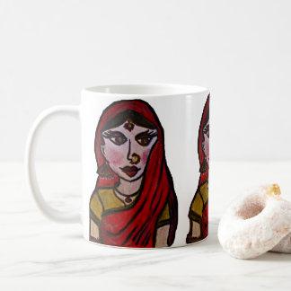 Taza De Café Chica indio