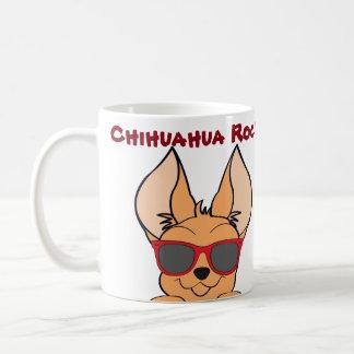 Taza De Café Chihuahua Coffe Cup
