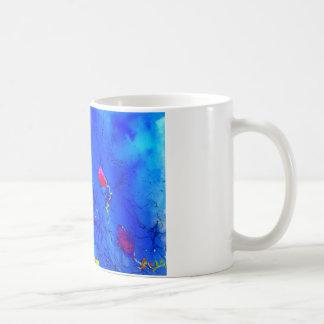 Taza De Café Cielo de la cometa