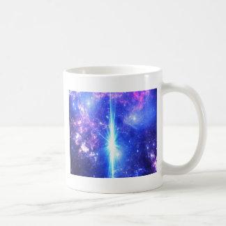 Taza De Café Cielos iridiscentes