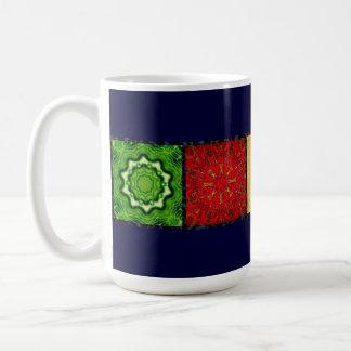 Taza De Café Cinco elementos