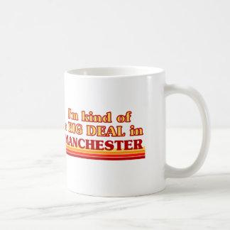 Taza De Café Clase de I´m de una gran cosa en Manchester