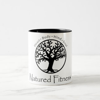 Taza de café clásica del árbol