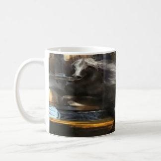 """Taza De Café clásico, blanco, 11"""" personalizado de la taza,"""