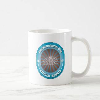 Taza De Café Club fresco de los neurólogos