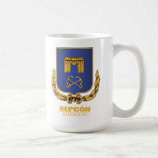 Taza De Café COA de Kherson