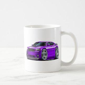 Taza De Café Coche de la púrpura de Daytona del cargador de