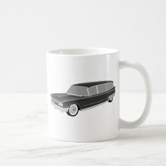 Taza De Café Coche fúnebre 1960 de Cadillac