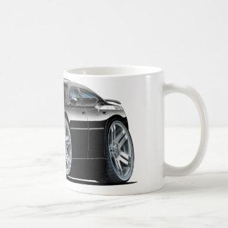 Taza De Café Coche negro de Daytona del cargador de Dodge