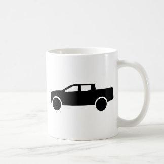 Taza De Café Coja el camión