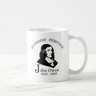 Taza De Café Colección reformada Juan Owen de la herencia