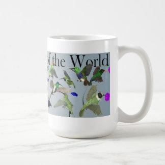 Taza De Café Colibríes de las Américas