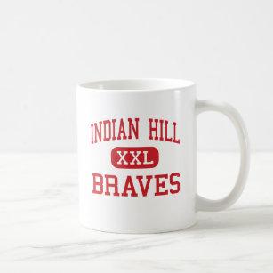 Taza De Café Colina india - Braves - alta - Cincinnati Ohio bcf9cfa5a45