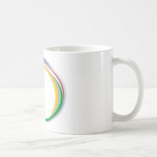 Taza De Café Colores de Google