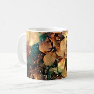 Taza De Café Colores de la caída