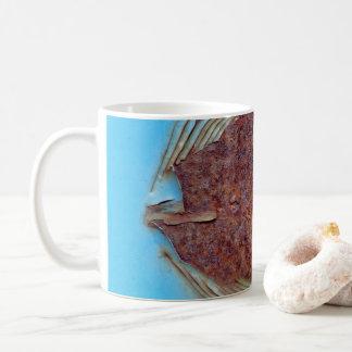 Taza De Café Colores de Rust_605, Moho-Arte