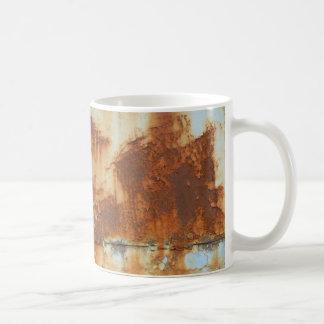 Taza De Café Colores de Rust_756, Moho-Arte