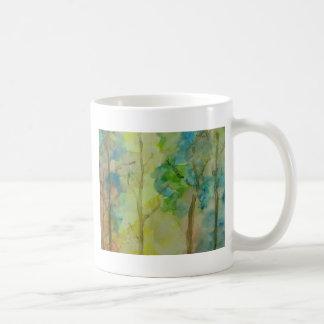 Taza De Café Colores del otoño