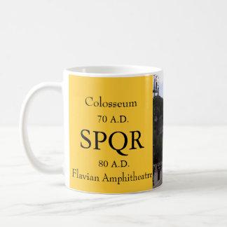 Taza De Café Colosseum