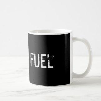Taza De Café Combustible de lunes