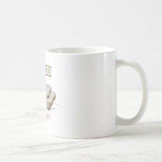 Taza De Café Comida del hombre de Tony Fernandes - bocadillo