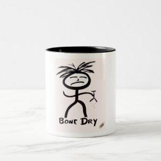 Taza de café completamente seca de Screwballs™