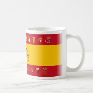 Taza De Café Comunidades del sus de España y
