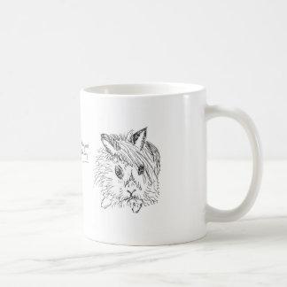 Taza De Café Conejito de la resaca