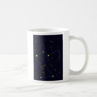 Taza De Café Constelación de Orión