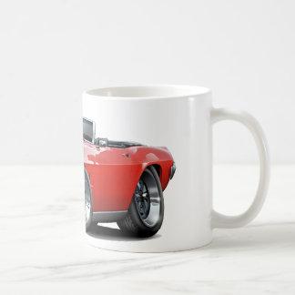 Taza De Café Convertible rojo 1969 de Firebird