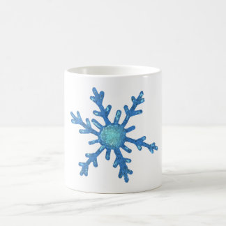 Taza De Café Copo de nieve