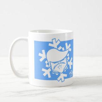 Taza De Café Copo de nieve especial