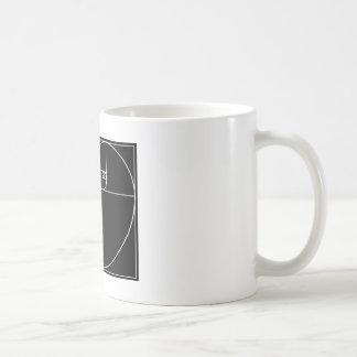 Taza De Café Corazón de Fibonacci