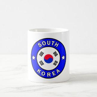 Taza De Café Corea del Sur