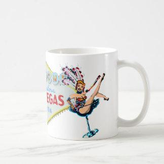 Taza De Café Corista y muestra de Las Vegas