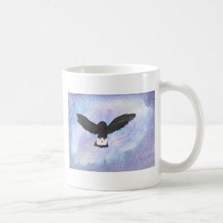 Taza De Café Correo que lleva del búho