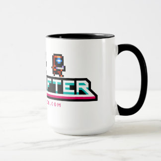 Taza de café cósmica de Xeodrifter (15oz.)