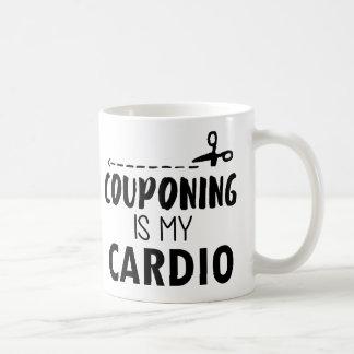 Taza De Café Couponing es mi cardiio