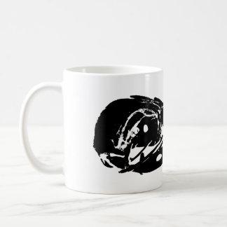 Taza De Café Cráneo del té