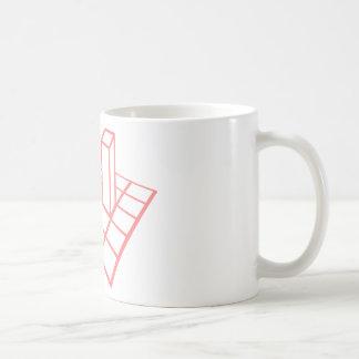 Taza De Café Crecimiento de la carta