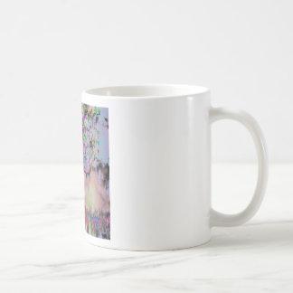 Taza De Café crecimiento salvaje