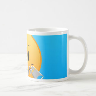 Taza De Café Cremallera Emoji