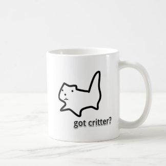 Taza De Café Critter