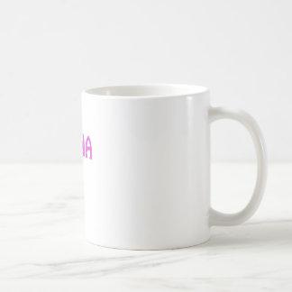 TAZA DE CAFÉ CRNA