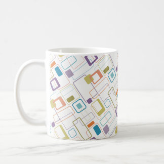 Taza de café cuadrada de la MOD