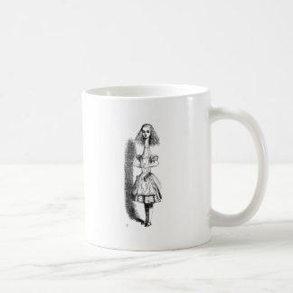 Taza De Café Cuello largo Alicia