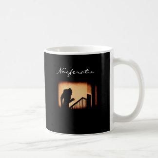 Taza De Café Cuenta Orlok de Nosferatu