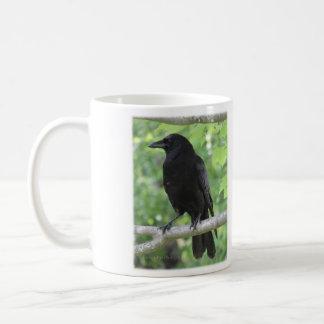 Taza De Café Cuervo americano